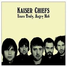 KAISER CHIEFS 'YOURS TRULY ANGRY MOB' CD NEUWARE!
