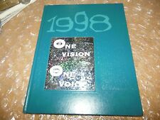 ORIGINAL 1998 MT. EDEN HIGH SCHOOL YEARBOOK/ANNUAL/JOURNAL/HAYWARD, CALIFORNIA