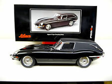 1:18 Schuco Jaguar E - Type Shooting Brake HAROLD AND MAUDE NEW FREE SHIPPING