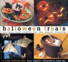 Halloween Treats: Recipes and Crafts for the Whole Family (Holiday Celebrations)