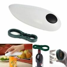 Open Cordless Battery Operated Electric One Touch Can Tin Bottle Opener As on TV