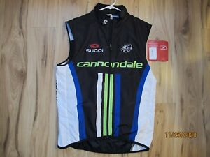 Sugoi Cannondale Pro Team Cycling Vest - Men's XL
