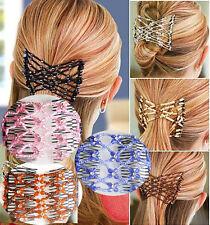 Haarkamm MAGIE CLIP Haarspange Vielzahl von Möglichkeiten Ez Combs