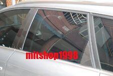 AUDI A4 B8 4D 5D Carbon Fiber Door Pillar Panel Covers