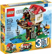 LEGO Creator Treehouse 3in1(#31010)(Retired 2013)(Rare)(NEW)