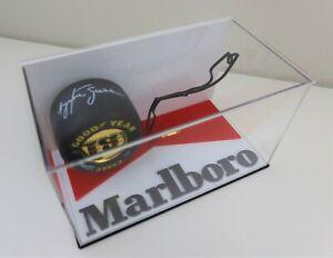 Ayrton Senna Monte Carlo Monaco Tyre Track Custom Display 1/8th Scale