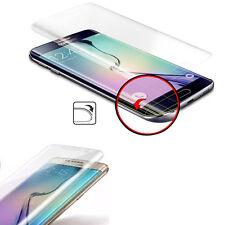 Pellicola curva in silicone ergonomica antigraffio per Samsung Galaxy S8 SM-G950