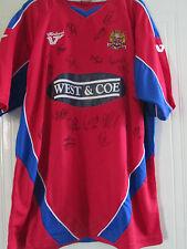 Dagenham & Redbridge 11-12 Squad Signed Football Shirt FLT Charity Letter /40469