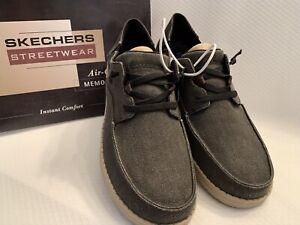 NEW Skechers Streetwear Men's Melson-Volgo Slip On Moc 🌺 Size 11