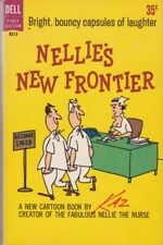 Kaz: Nellie's New Frontier. Dell First Edition B213 1961, 1st thus. 848084