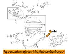 Chevrolet GM OEM 2016 Camaro 3.6L-V6 Air Cleaner Intake-Duct Hose Tube 23340351