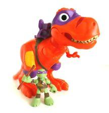 TMNT Teenage Mutant Ninja Turtles Half Shell Heroes Donatello with T-Rex