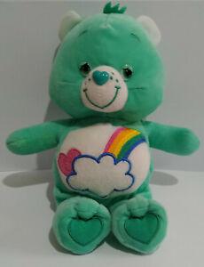 Care Bear Soft Toy Plush - Bashful Heart Bear from Whitehouse Leisure.