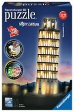 Ravensburger 125159 Puzzle 3d Pisaturm bei Nacht 216 teile