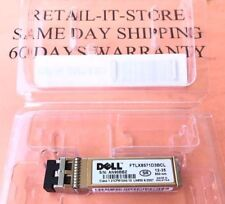 Genuine NEW Dell 407-10459 10GBASE-LRM SFP 1310nm 220m Transceiver w//60days WRT