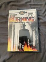 Brand New Factory Sealed-THE BURNING (Widescreen Dual Layer) Rare OOP MGM  DVD
