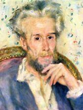 Pierre-Auguste Renoir Portrait Art
