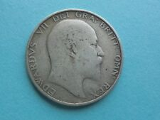 Edward VII, 1906 Shilling, in Reasonable Condition.