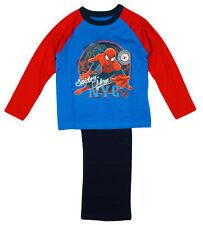 Ensemble pyjama bleu 4 ans pour garçon de 2 à 16 ans