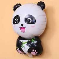 Cute Panda Balloon Foil Balloon Happy Birthday Party Decor Kids Inflatable DR