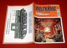 """Weltkrieg"" Orange Nr.78 -- Neuwertig--Kriegsroman-Der Landser-Sammlung-Konvult"