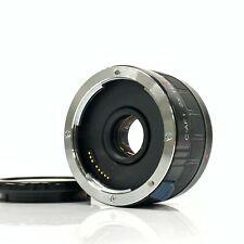 Telecoverter Kenko Teleplus 2x C-AF 1 Mc7 for Canon EOS EF - Exc- TK01E