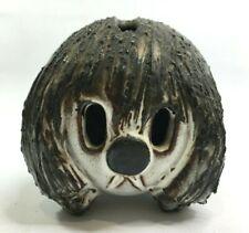 More details for vintage briglin studio pottery hedgehog signed jv for john virando