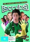 Scrubs : Season 2 (DVD, 2005, 4-Disc Set)