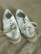 Zara Men's Vintage Leather Shoes, Size 9 - Free U.S. Shipping