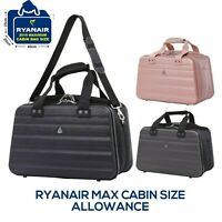 Aerolite New Premium Ryanair 40x20x25cm Hard Shell Cabin Carry On Holdall Bag