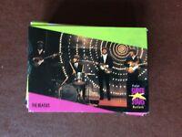 F1d  trade card pro set musicards superstars no 8 the beatles