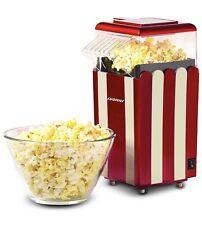 Hot Air Popcorn Maker Machine 1200W Healthy No Oil Needed