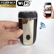 Wireless HD 1080P SPY Hidden Camera Wifi Module DVR Video Real electric shaver