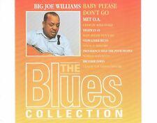 CD BIG JOE WILLIAMSbaby please don't goEX  (B0774)