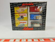 AS233-0,5# Schuco Piccolo 1:90 01238 jeu III: VW Coccinelle+MB etc, W +