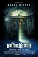 Die Haunted Mansion (Zweiseitig Regulär) (2003) Original Filmposter