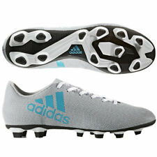 uk size 12.5 - adidas messi x 17.4 fxg football boots - s82399