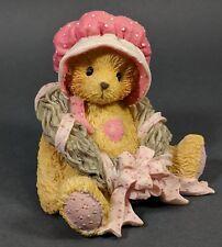 Cherished Teddies ~ Priscilla - Love Surrounds Our Friendship (910724) *Mint*