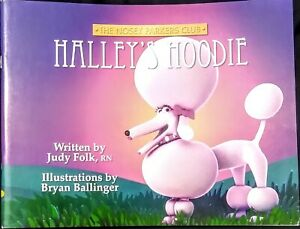 Halley's Hoodie: The Nosey Parkers Club