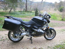 FRONT FRAME AND COMPLIANCE FROM A BMW R 1200 R 2008  REPAIRABLE WRITE-OFF!!!