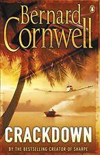 BERNARD CORNWELL __ CRACKDOWN  __ BRAND NEW __ FREEPOST UK