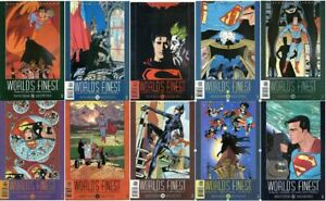 Batman and Superman World's Finest Limited Series #1-10  DC (1999) VF/NM
