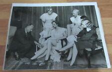 Fotografia d'epoca originale - 1933 - Choosing the perfect girl! - Modelle