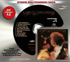 Labelle/Nightbirds, M-CH Hybrid SACD (New)