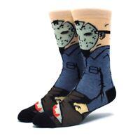 Friday The 13th 'Jason Voorhees' Socks *Horror*