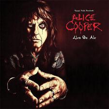 Alice Cooper : Live On Air VINYL (2017) ***NEW***