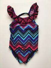 Next Crystal Martin Multi Coloured Geo Baby Girl Swimwear Size 12-18 Months