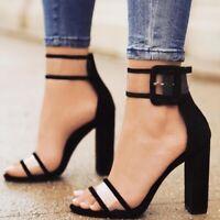 Women Platform Sandals High Heels Waterproof Female Transparent Crystal Shoes