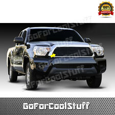 For 2012 13 14 15 Toyota Tacoma Full Openning Black Cut Out Billet Grille Insert
