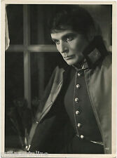 PHOTO IMAGE BY ROGER CORBEAU, ACTOR PIERRE BLANCHAR AS NAPOLEON           m